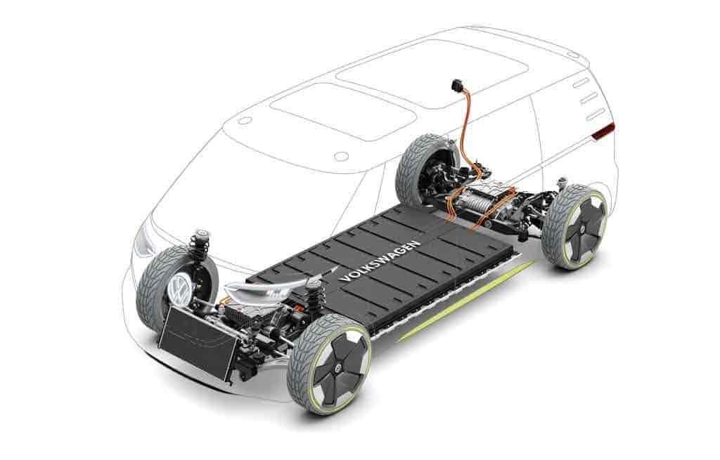 Com baterias de lítio de alta densidade, o Volkswagen ID.7 alcançará nada menos que 700 km de autonomia