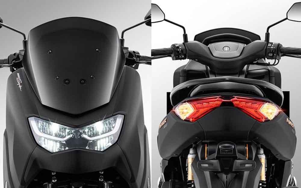 Yamaha NMax 2020 é revelado com novo visual e equipamentos
