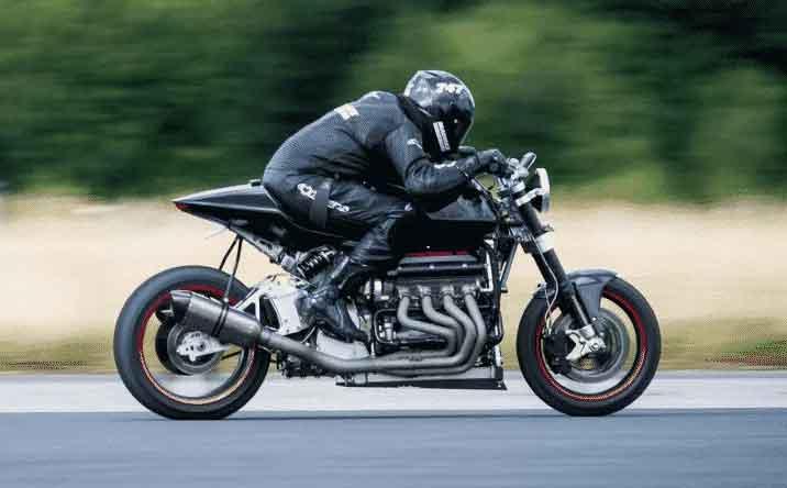 Eisenberg V8: motor de 3.000 cc e insanos 480 cv