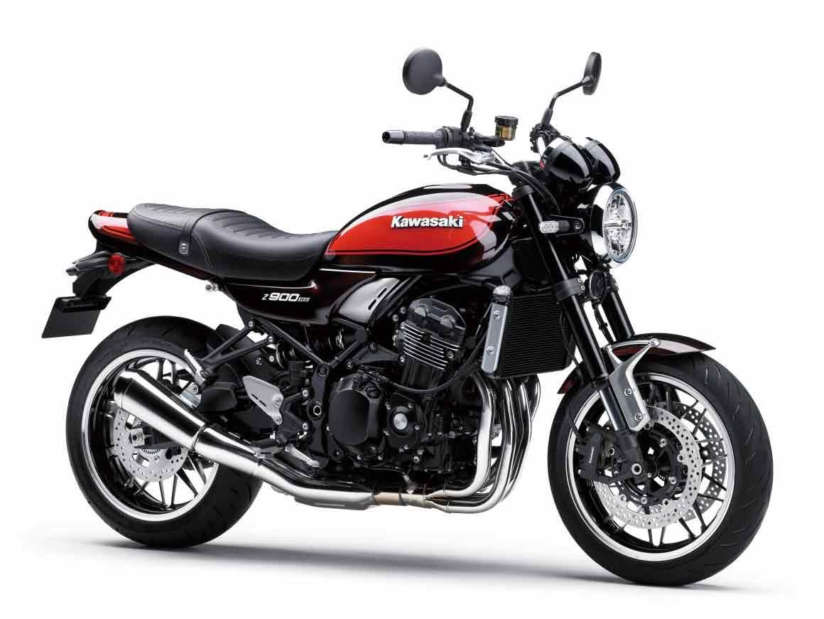 Moto será baseada na atual geração do Z900.