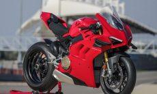 Nova Ducati Panigale V4 2020 chega às lojas na Europa