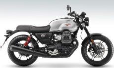 Moto Guzzi lança versão mais esportiva e limitada da Guzzi V7 III Stone
