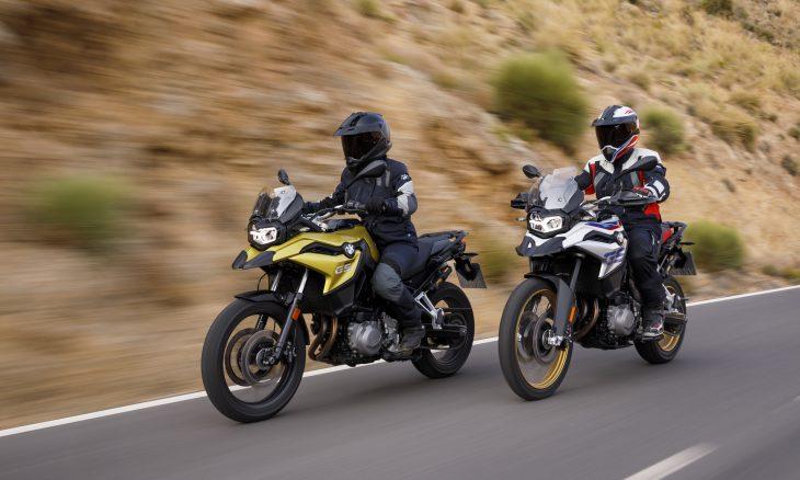 BMW F 750 GS e F 850 GS ganham novos equipamentos
