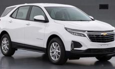 Chevrolet Equinox aparece com novo visual na China