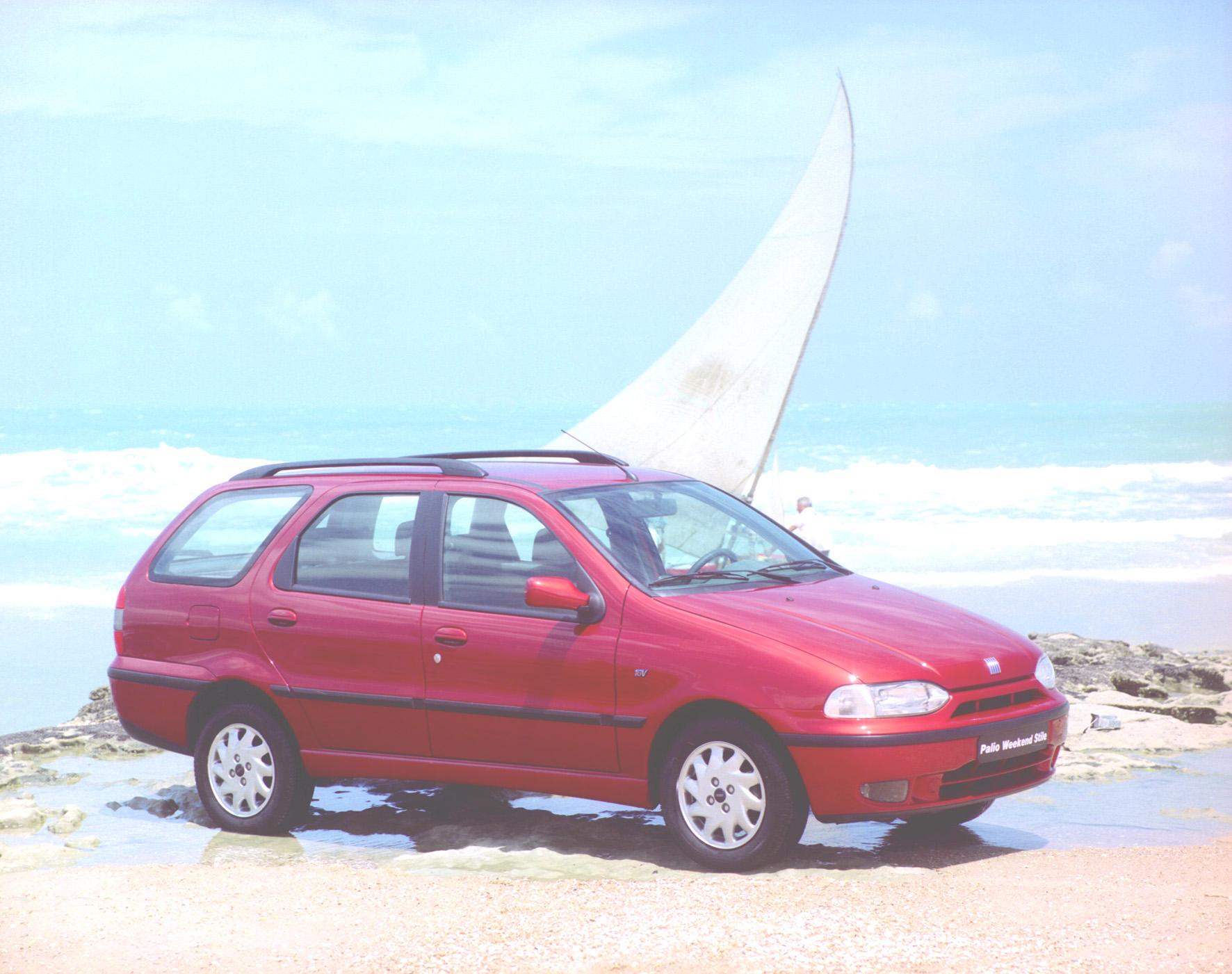 Fiat Palio Weekend Stile 1997