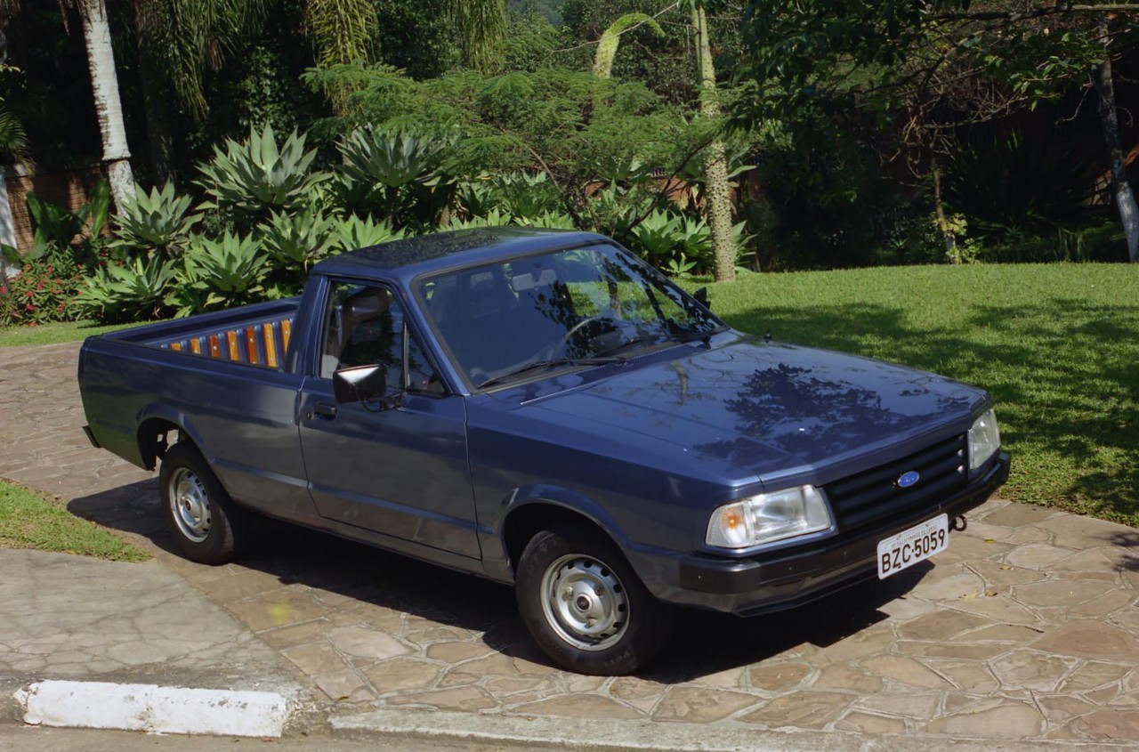 Ford-Pampa 1990