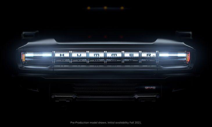 GMC Hummer será uma picape elétrica de 1.000 cv