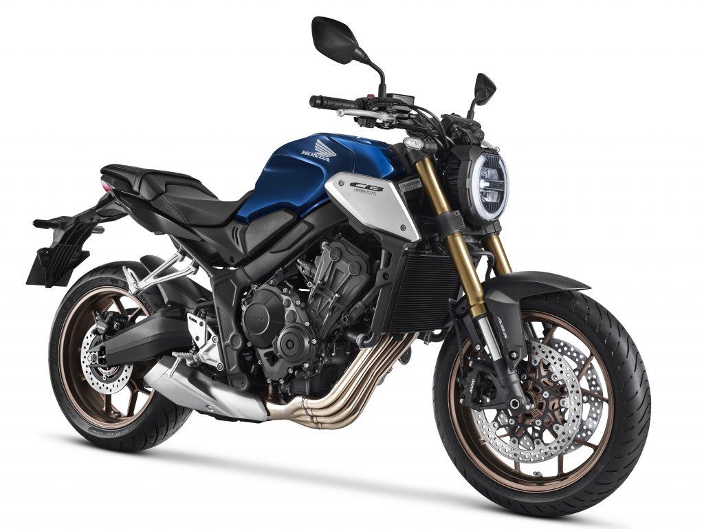 Honda CB 650R e CBR 650R 2020 estão disponíveis em pré-venda