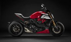 Ducati Diavel 1260 S ganha prêmio de design