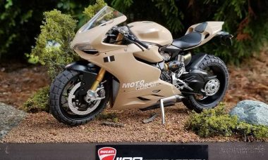 Offroad Panigale