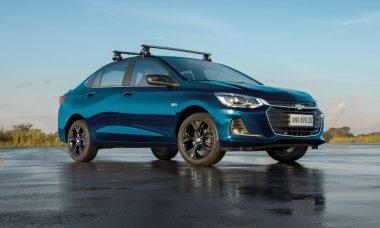 Novo Chevrolet Onix estreia no México com motor 1.2 de 132 cv