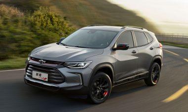Novo Chevrolet Tracker chega em março ao Brasil