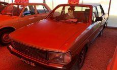 Ford Del Rey é encontrado à venda em Portugal