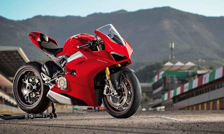 Apresentação Internacional da Ducati panigale V4S. Veja ao vídeo
