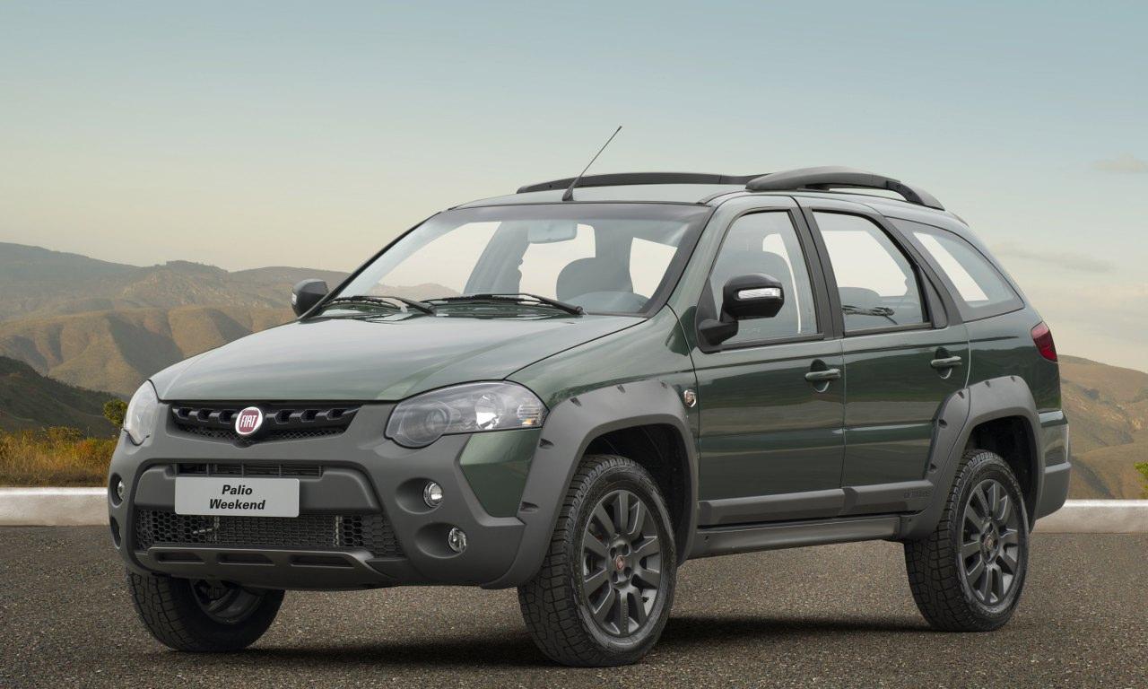 Fiat Weekend sai de linha após 23 anos