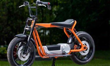 Harley-Davidson vaza o design de sua próxima motocicleta elétrica