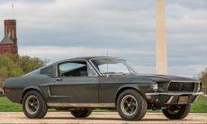 """Ford Mustang de """"Bullitt"""" é vendido por US$ 3,4 milhões"""