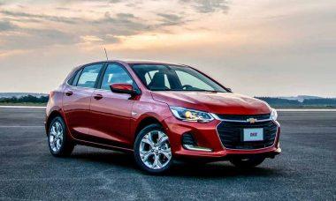 Chevrolet divulga nova tabela de preços das linhas Onix e Onix Plus; confira os novos valores