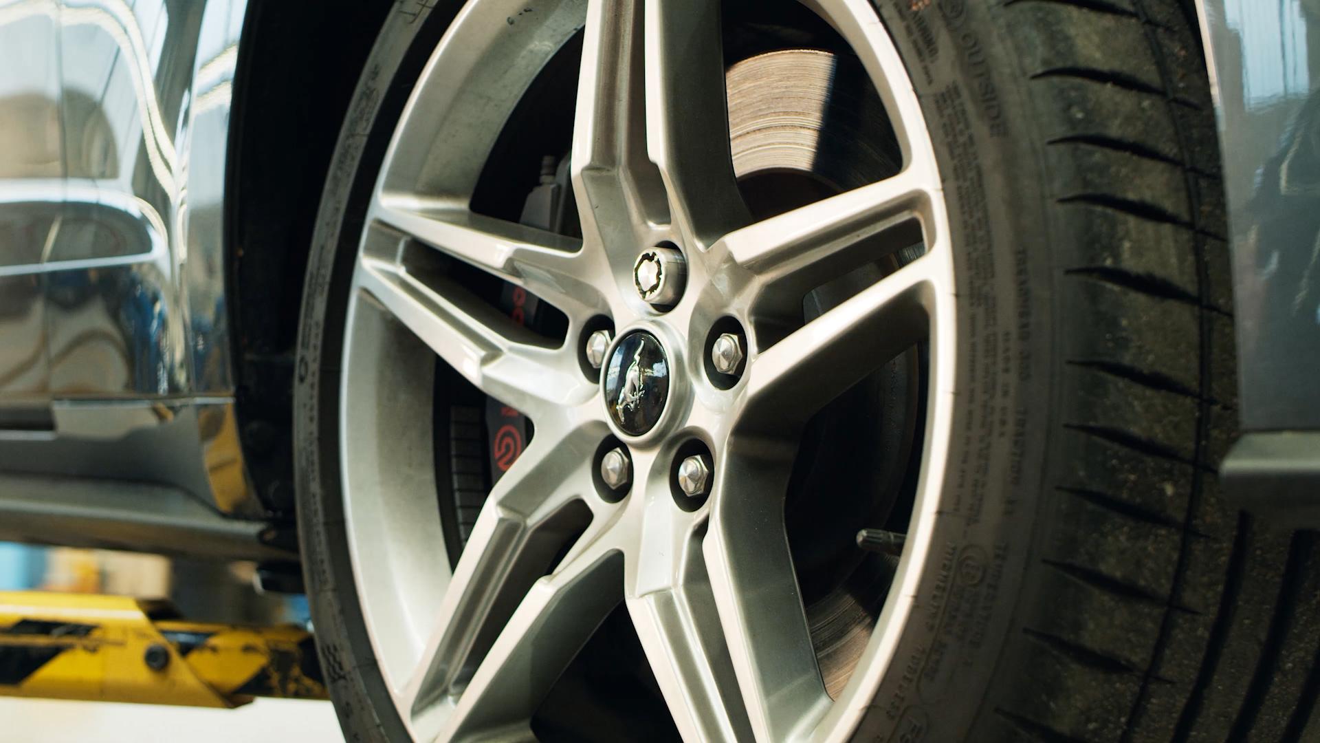 Ford cria trava 3D para evitar roubo de rodas