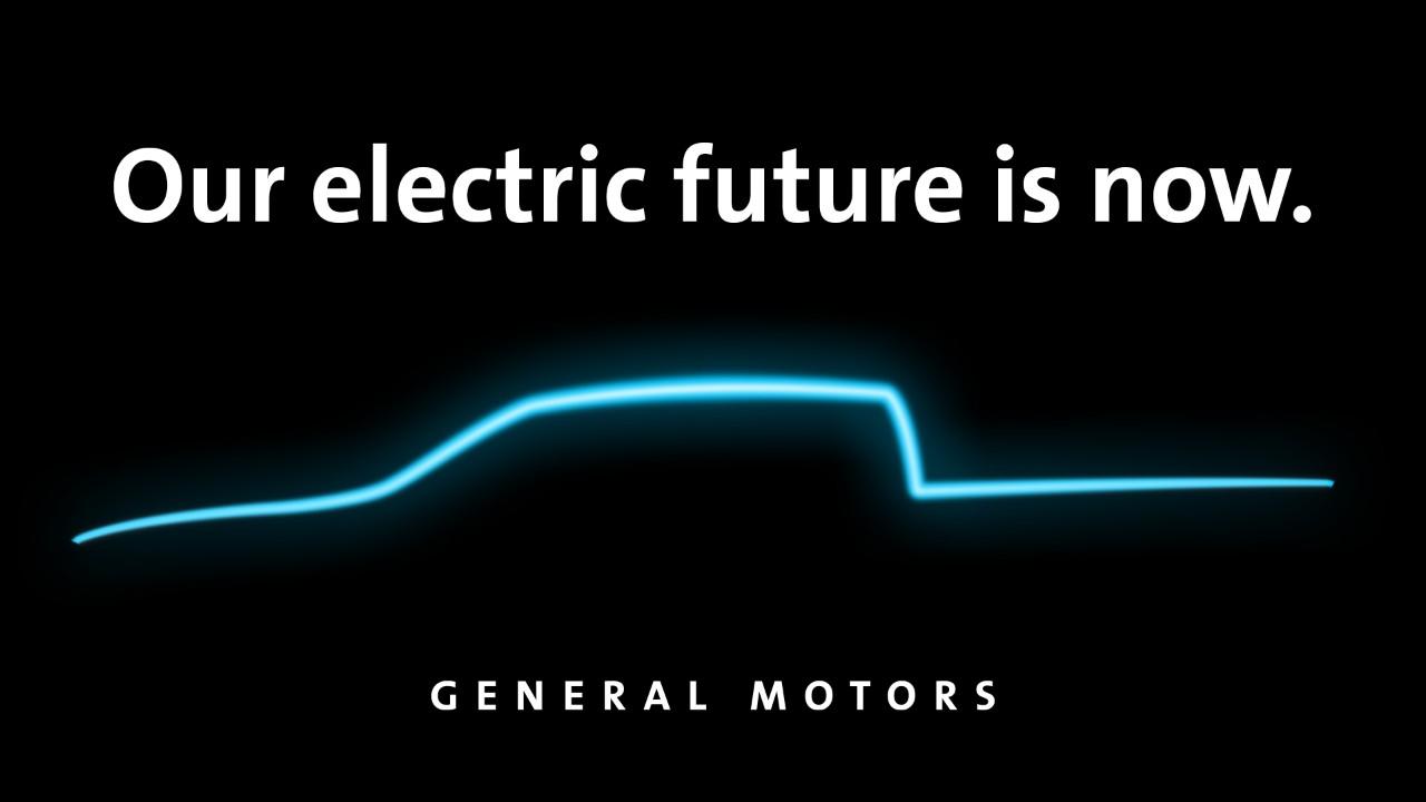 GM divulga novas informações da futura picape elétrica da empresa