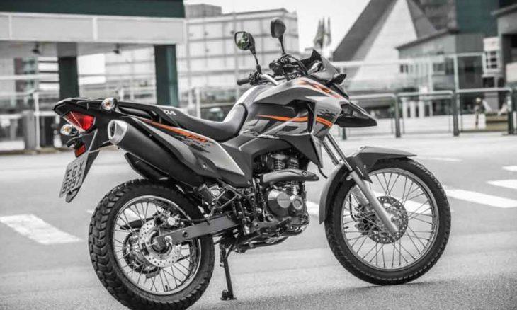 Honda lança edição especial da XRE 190 ABS