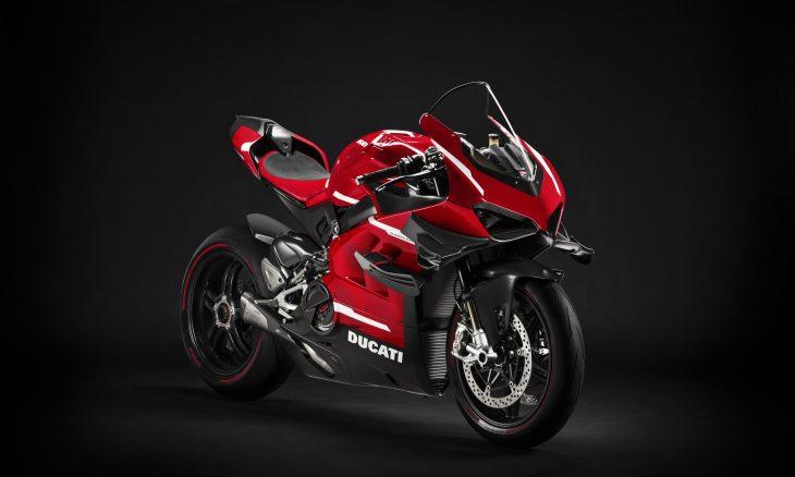 Ducati lança Panigale Superleggera V4 em edição limitada