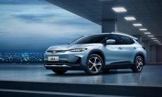 Chevrolet lança SUV elétrico Menlo na China