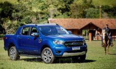 Ford exibe a Ranger 2020 na Coopavel com oferta especial para produtores rurais