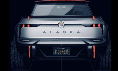 """Henrik Fisker twitta """"acidentalmente"""" uma foto do seu próximo SUV, Alaska"""