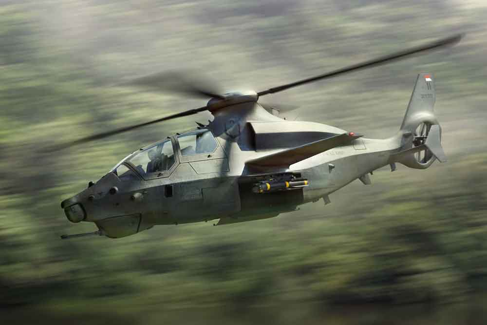 Bell divulga vídeo do seu novo helicóptero de ataque Bell 360 Invictus