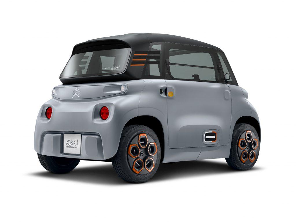 Citroën Ami, o carro para motoristas sem habilitação