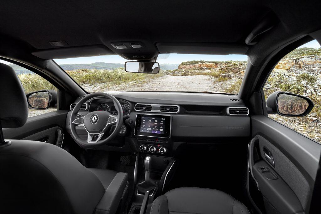Renault divulga fotos do novo Duster