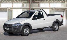Fiat Strada manterá geração anterior em versão de entrada, Working