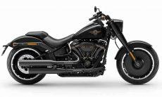 Harley-Davidson comemora 30 anos do Fat Boy com edição limitada de 2500 unidades