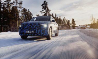 Mercedes-Benz revela teaser do elétrico EQA