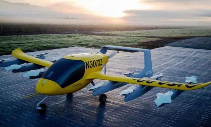 Táxi voador da Boeing fará testes com passageiros