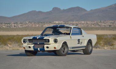 Shelby GT350R de 1965 pode se tornar o Mustang mais caro da história
