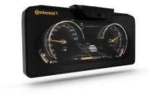 Continental revela painel de instrumentos digital 3D