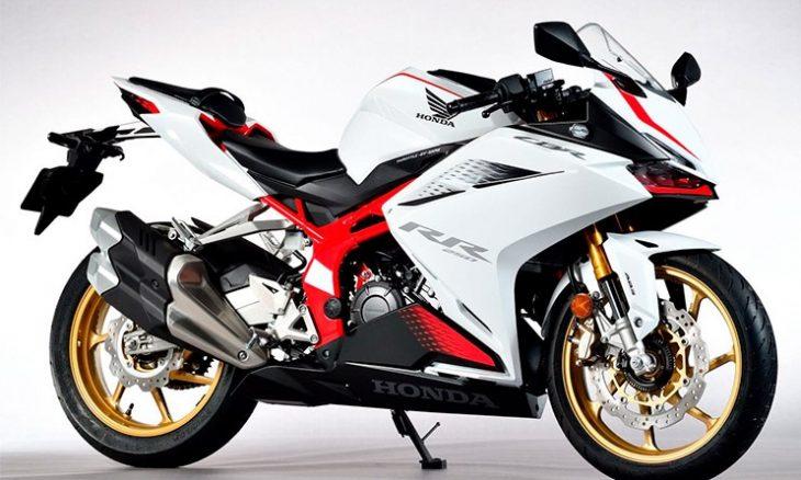 Honda lança a nova CBR 250 RR