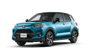 Cotado para o Brasil, Toyota Raize é o SUV mais vendido no Japão