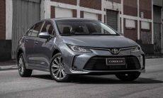 Toyota e Lexus estendem a garantia de veículos com vencimento em março e abril