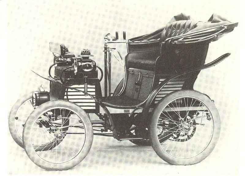 Fiat, 1899