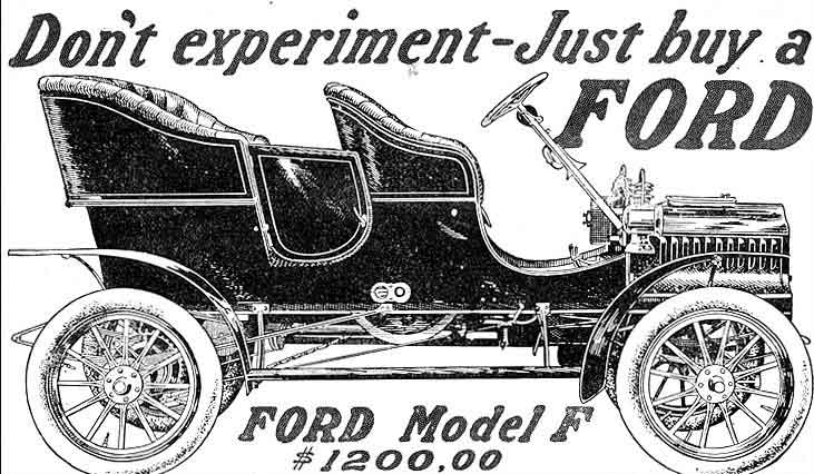 Ford, 1905