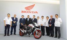 Honda atinge marca de 25 milhões de motos produzidas no Brasil