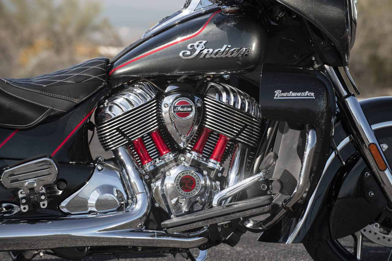 Indian Motorcycle Roadmaster Elite
