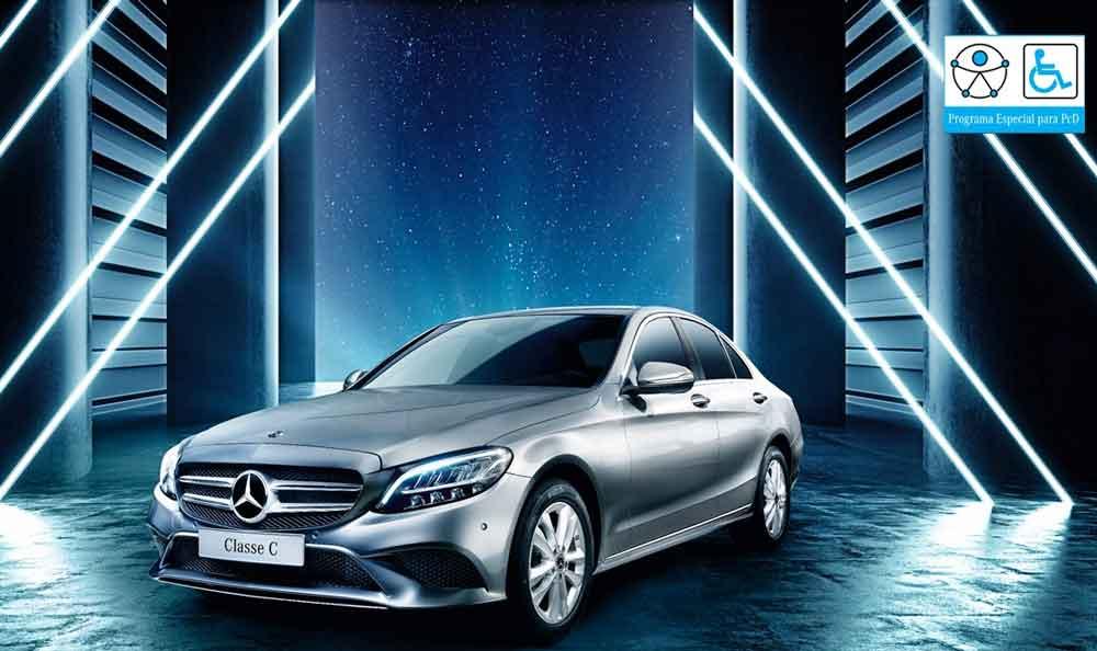 Mercedes-Benz oferece opções de luxo para o público PcD a partir de R$ 124.910