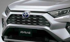 Toyota RAV4 2020 chega com mais conectividade