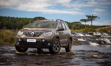 Renault lança nova geração do Duster