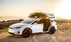 Tesla Model X o carro a prova de coronavírus