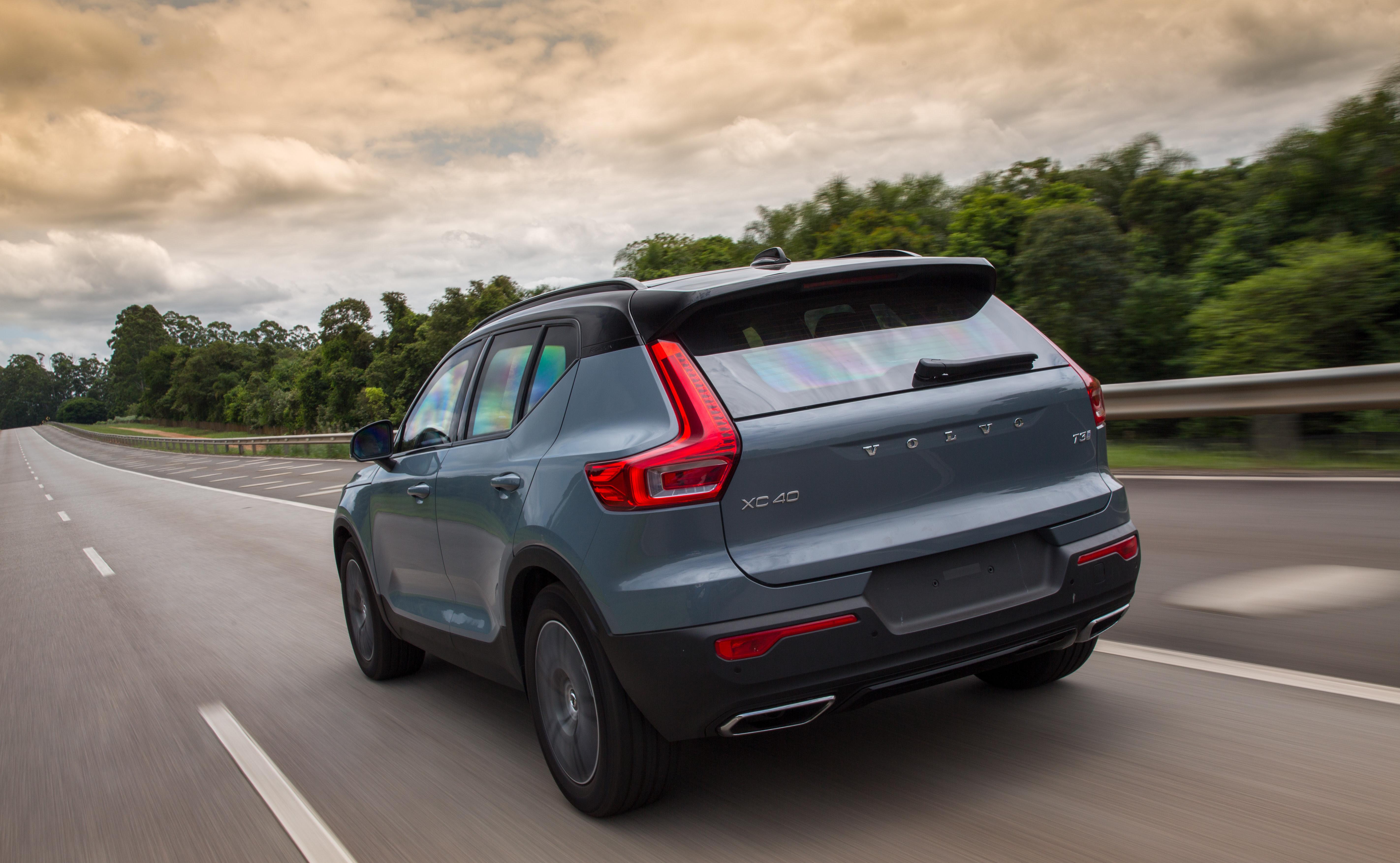 Volvo oferece blindagem de fábrica para SUVs